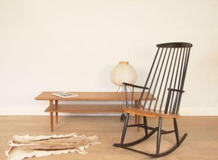 Surprising La Tendance Rocking Chair Fait Son Grand Retour Blog Inzonedesignstudio Interior Chair Design Inzonedesignstudiocom